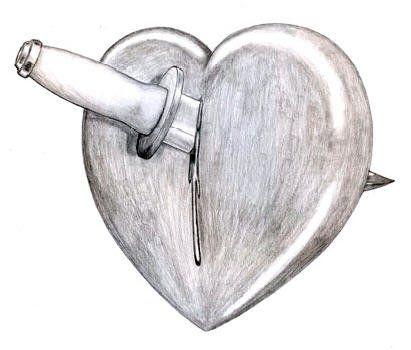 Coeur brise page 2 - Dessin de coeur brise ...